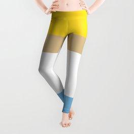 Colours of Homer Leggings