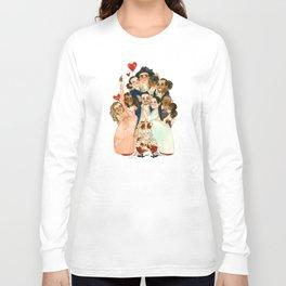 Hamilton Hug Long Sleeve T-shirt