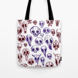 bestiary in color Tote Bag