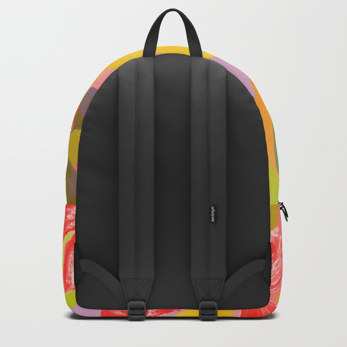 Flowers Attitude Backpack