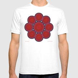 rashím towers gallery mandala T-shirt