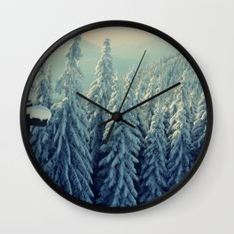 If you'll lost, I'll show you way out... Wall Clock