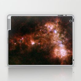 Small Magellanic Cloud, infared Laptop & iPad Skin