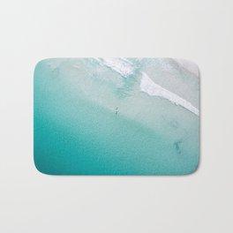 Leighton Beach Aerial Bath Mat
