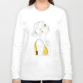Color Beauty Long Sleeve T-shirt