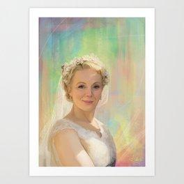 Mary Morstan Art Print