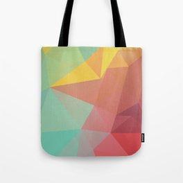 Geometric X Tote Bag