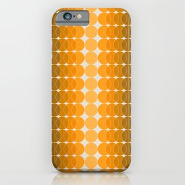Maize Phase iPhone Case
