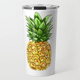 Pineaple Travel Mug