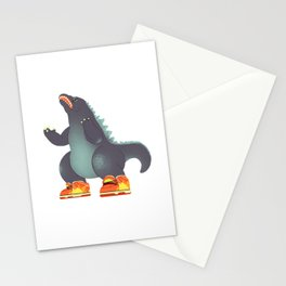 Dunkzilla Stationery Cards