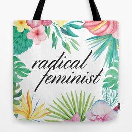 Radical Feminist Tote Bag