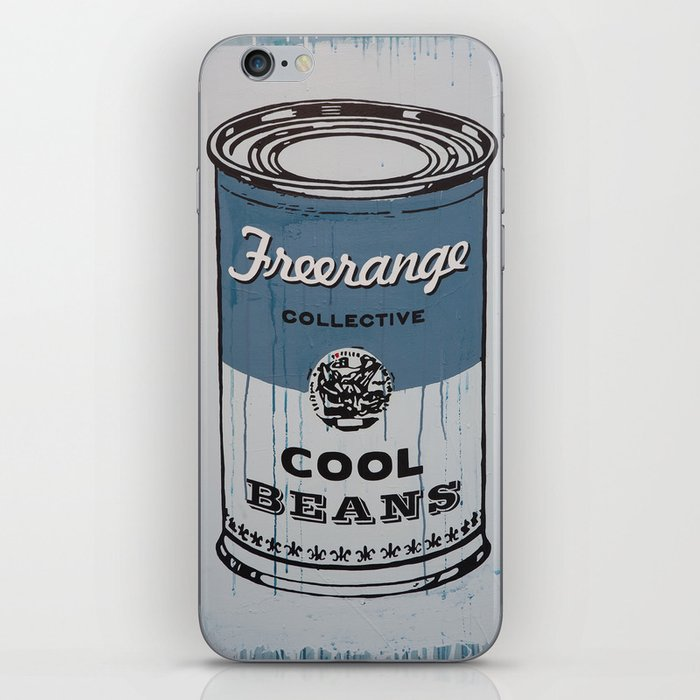 Cool Beans iPhone Skin