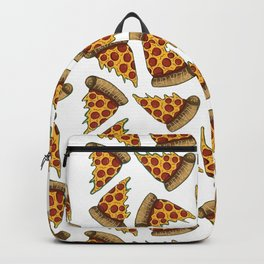 Pizza is LIFE Backpack