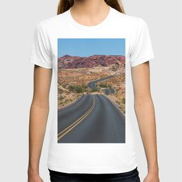 Valley of Fire - Nevada USA T-shirt