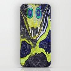 Rise, Run, Leap iPhone & iPod Skin