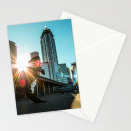 Downtown Vancouver Beauty Stationery Cards