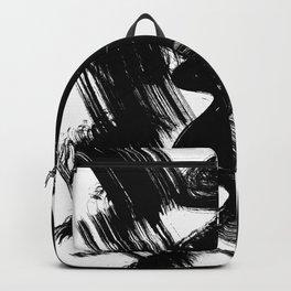 Brush stroke Backpack