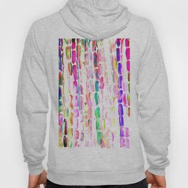 Spring Colorful Sugarcane Hoody