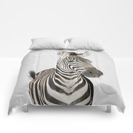 Zebra 2 - Colorful Comforters