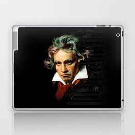 Beethoven - Music Demon Laptop & iPad Skin