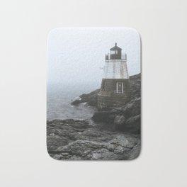 Castle Hill Lighthouse, Rhode Island Bath Mat