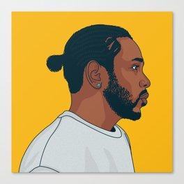 DAMN Canvas Print