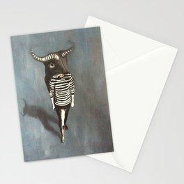 Masquerade pt 3 Minotaurus Stationery Cards