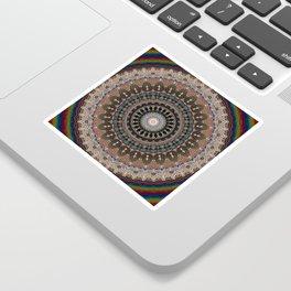 Crystalline Sticker