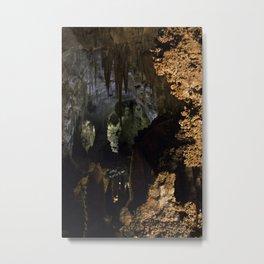 Carlsbad Caverns X Metal Print