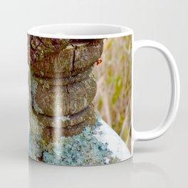 Starboard Lichen - Sailboat Series #3 Coffee Mug