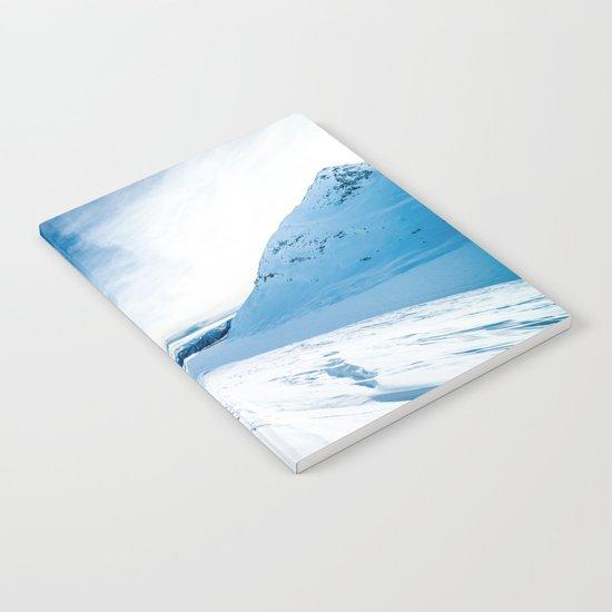 White Mountain 3 Notebook