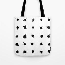 Polkadots Tote Bag