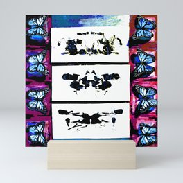 They're All Butterflies Mini Art Print