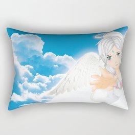 I will save you Rectangular Pillow