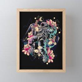 Deep Space Framed Mini Art Print
