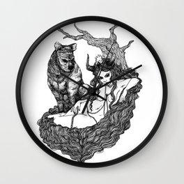 REALMS Wall Clock