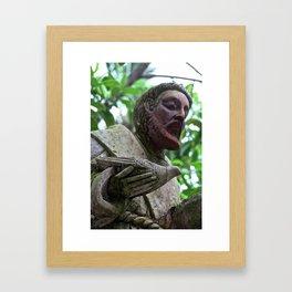 San Pancho Framed Art Print
