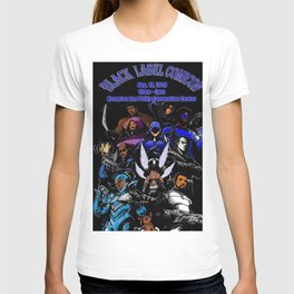 Black Label ComiCon T-shirt