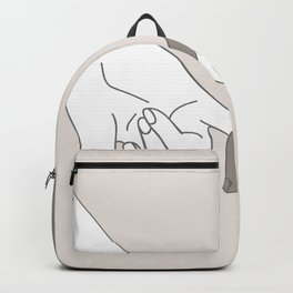 Pinky Promise 4 Backpack