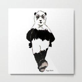 Riggo Monti Design #7 - The Riggo Bear Metal Print