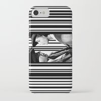 casablanca iPhone & iPod Cases featuring Inside a Barcode. by Luigi Tarini