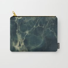 Blue River Marble Carry-All Pouch
