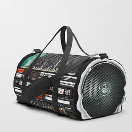 Boombox Ghetto J1 Duffle Bag