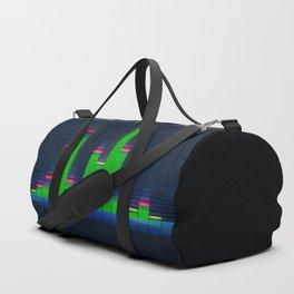 Drop the bass Duffle Bag