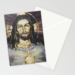 Ecstasy X. The Transfiguration Stationery Cards