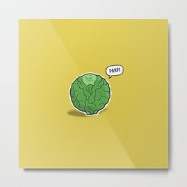 Sprout Metal Print