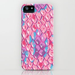 Snake Scales iPhone Case