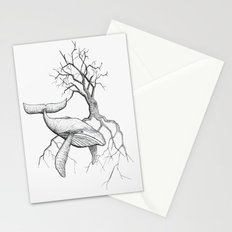 The Land Meets the Sea Stationery Cards