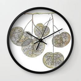 The Promise of a new Season Wall Clock
