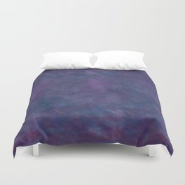 Powdered Nebula Duvet Cover